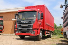 江淮 格尔发A5L中卡 麒麟版 160马力 4X2 7.8米厢式载货车(HFC5181XXYP3K1A57S2QV)