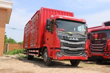 江淮 格尔发A5LIII中卡 160马力 4X2 7.8米厢式载货车(HFC5181XXYP3K1A47V)