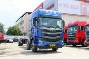 江淮 格尔发A5WIII重卡 270马力 6X2 9.6米栏板载货车(HFC1251P1K4D54S5V)