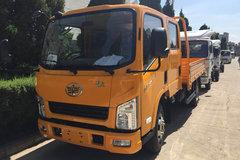 一汽红塔 解放公狮 98马力 3.145米双排栏板轻卡(CA1040K2L3RE5A) 卡车图片