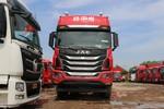 江淮 格尔发K5W重卡 460马力 8X4 9.6米栏板载货车(HFC1321P1K4H45S1V)