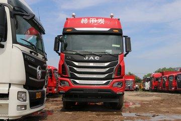 江淮 格尔发K5L中卡 160马力 4X2 6.8米栏板载货车(5300轴距)(HFC1161P3K1A50S2V)