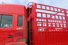 江淮 格尔发K5W重卡 320马力 8X4 9.6米仓栅式载货车(HFC5321CCYP1K4H45S1V)