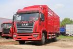 江淮 格尔发K6L中卡 190马力 4X2 6.8米仓栅式载货车(HFC5181CCYP3K2A53S5V)