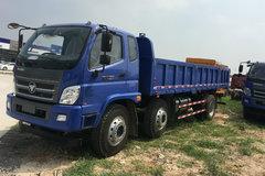 福田 瑞沃E3(金刚升级) 170马力 6X2 6.8米自卸车(BJ3243DLPEB-FA) 卡车图片