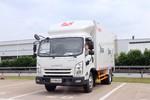 江铃 凯锐重载金刚 154马力 4.08米单排厢式轻卡(JX5045XXYTGD25)图片