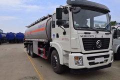 湖北程力 210马力 6X4 东风特商底盘运油车(CLW5251GYYT5)