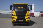 江铃重汽 威龙重卡 390马力 8X4 8米自卸车(SXQ3310J5A3D5A)图片