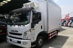 跃进 超越C300-33 150马力 4X2 4米冷藏车(SH5042XLCZFDCMZ)图片