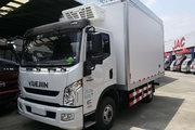 跃进 超越C500-33 140马力 4X2 4米冷藏车(SH5042XLCZFDCWZ)