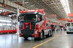 三一集团 英雄版 500马力 6X4牵引车(HQC4250T) 卡车图片