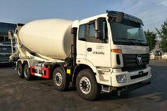 福田欧曼ETX 9系 375马力 8X4 5.61方混凝土搅拌车(BJ5313GJB-XL)