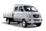 昌河 福瑞达K22 2018款 1.3L 88马力 汽油 2米双排栏板微卡(CH1025BQ26)