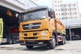 中国重汽 斯太尔D7B重卡 340马力 6X4 5.6米自卸车(ZZ5253ZLJN3841E1NB)
