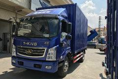 唐骏欧铃 K7系列 143马力 4.07米单排厢式轻卡(ZB5044XXYUDD6V) 卡车图片