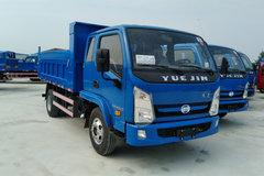 跃进 开拓X300 工程型 116马力 4X2 3.8米自卸车(SH3042VFDCMW1) 卡车图片