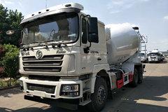 陕汽重卡 德龙F3000 375马力 6X4 4.5方混凝土搅拌车(SX5250GJBFB404)