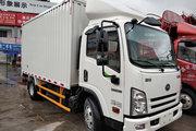骐铃汽车 H300 116马力 4.08米单排厢式轻卡(JML5041XXYCD5)