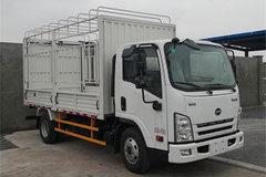 骐铃汽车 H300 116马力 4.045米单排仓栅式轻卡(JML5041CCYCD5) 卡车图片