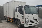 骐铃汽车 H300 116马力 3.795米排半厢式轻卡(JML5041XXYCD5)