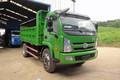 跃进 开拓X500 工程型 160马力 4X2 4米自卸车(SH3162VGDCMW1)