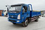 跃进 开拓X500 160马力 4X2 4.2米自卸车(SH3182VGDCMW)