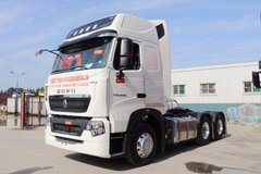 中国重汽 HOWO T7H重卡 智能版 540马力 6X4自动挡牵引车(AMT手自一体)(ZZ4257W324HE1B) 卡车图片