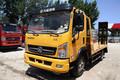 大运 运途 129马力 4X2 平板运输车(DYQ5040TPBD5AB)