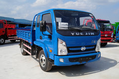 跃进 开拓X300 兼用型 110马力 4X2 3.5米自卸车(SH3042VEDBNW1) 卡车图片
