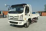 跃进 开拓X500 兼用型 110马力 4X2 4.2米自卸车(SH3042VEDCMZ)