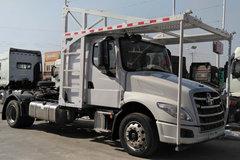 东风柳汽 乘龙T5重卡 270马力 4X2车辆运输长头牵引车(LZ5180TBQT5AB) 卡车图片