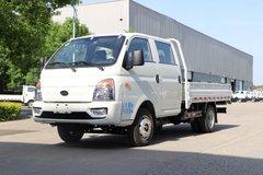 凯马 锐航X3 102马力 2.7米双排栏板微卡(KMC1043H31S5) 卡车图片