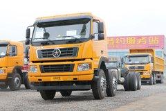 大运 N8C重卡 重载型 400马力 8X4 8.4米自卸车(CGC3310D5EDKD) 卡车图片