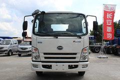 骐铃汽车 H300 116马力 3.825米排半栏板轻卡(JML1041CD5) 卡车图片