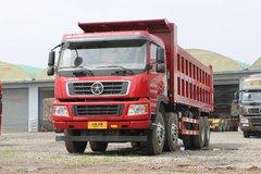 大运 N8C重卡 重载型 375马力 8X4 8.2米自卸车(CGC3310D5EDKD) 卡车图片