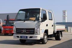 凯马 K1 110马力 3.1米双排栏板轻卡(KMC1036Q26S5) 卡车图片