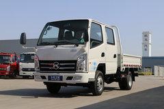 凯马 K3金运卡 102马力 2.58米双排栏板轻卡(KMC1040A26S5) 卡车图片