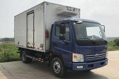 开瑞绿卡 城配版 116马力 4.1米冷藏车(宽体)(SQR5040XLCH03D)