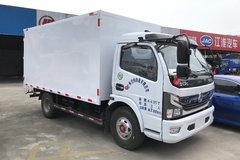 东风 凯普特K6 150马力 4X2 4.17米易燃气体厢式运输车(EQ5080XRQ8BDBACWXP)