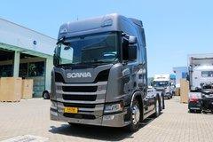 斯堪尼亚 新R系列重卡 450马力 6X2牵引车(型号R450) 卡车图片