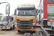 东风柳汽 乘龙H7重卡 430马力 6X4 LNG牵引车(LZ4250M5DB)