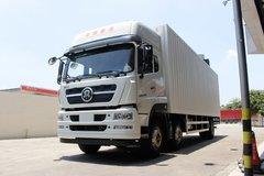 中国重汽 斯太尔DM5G重卡 280马力 6X2 9.4米厢式载货车(ZZ5253XXYM56CGE1) 卡车图片