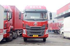东风柳汽 乘龙H5中卡 220马力 4X2 6.8米仓栅式载货车(高顶双卧)(LZ5182CCYM3AB) 卡车图片