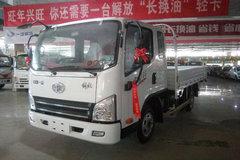 解放 虎VN 88马力 3.3米 排半栏板轻卡(CA1045P40K50LE5A84) 卡车图片