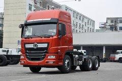 东风专底 420马力 6X4 牵引车(EQ4250GD5D)