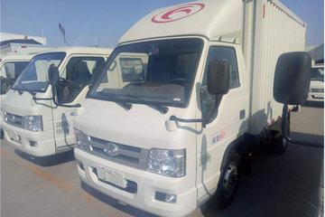 福田时代 驭菱V2 88马力 3.3米单排厢式微卡(BJ5032XXY-AN)