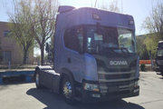 斯堪尼亚 新G系列重卡 450马力 4X2牵引车(型号G450)