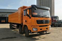 陕汽重卡 德龙X3000 超强版 430马力 8.6米自卸车(SX33105C486B) 卡车图片