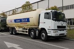 华菱之星 310马力 8X4 低密度粉粒物料运输车(AH5314GFL0L5)