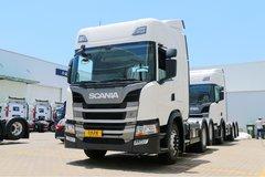 斯堪尼亚 新G系列重卡 450马力 6X2R牵引车(型号G450) 卡车图片